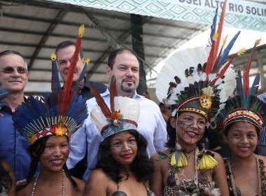 Ministério da Saúde entrega equipamentos para ampliação de atendimento indígena
