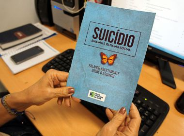 Abordagem do paciente em risco de suicídio é tema de webpalestra promovida pela Sesab