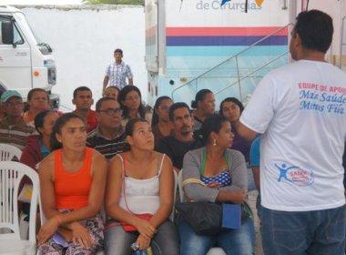 Senhor do Bonfim: Mutirão agenda 343 cirurgias e atende 75 pacientes