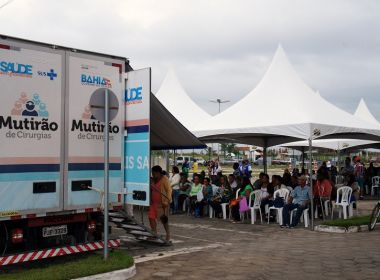 Mutirão de Cirurgias atende população de 15 municípios na região de Barreiras