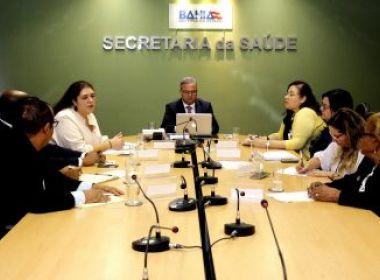 Delegação do Haiti visita Bahia para conhecer políticas públicas de saúde