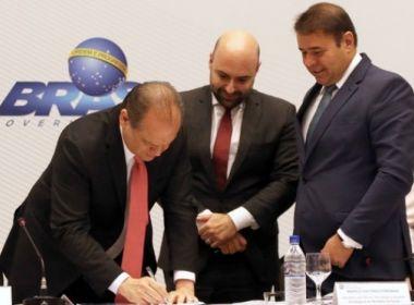 Ministério da Saúde e Bahiafarma assinam termo para produção e distribuição de insulina