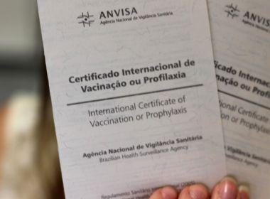 CIVP só será emitido com dose padrão da febre amarela, diz Anvisa